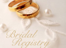 Bridal Registry Coming Soon!